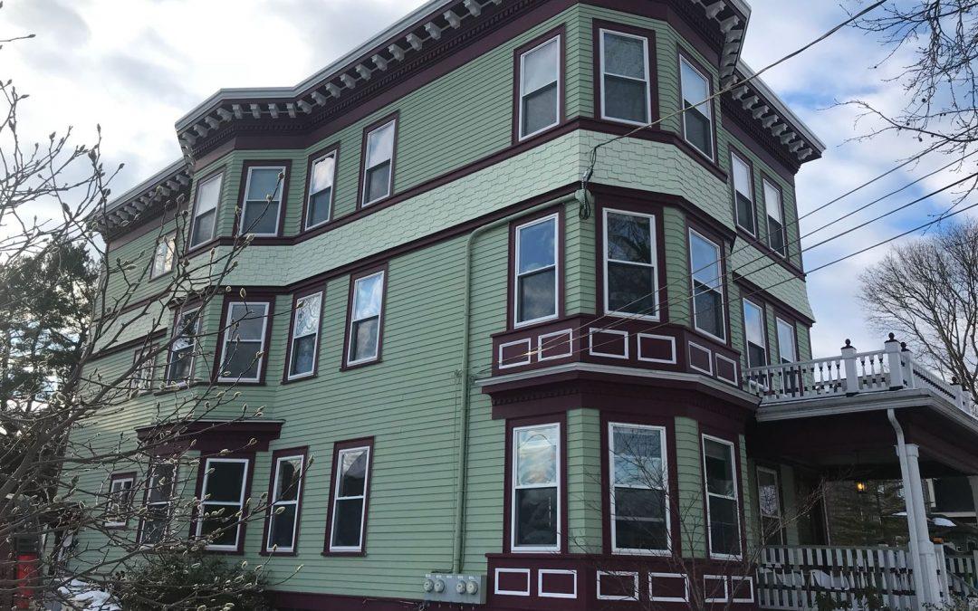 Portfolio Exterior Paint House 2016