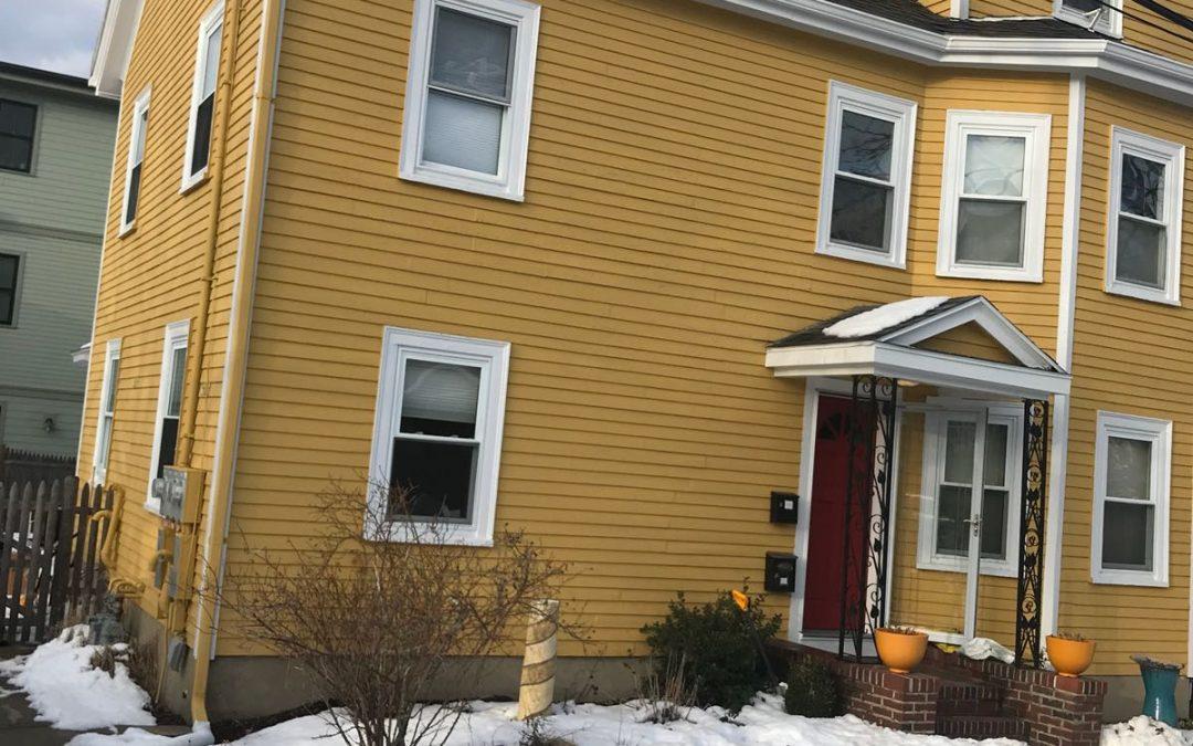 Portfolio Exterior Paint House 2017