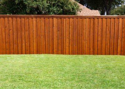 Portfolio Fence
