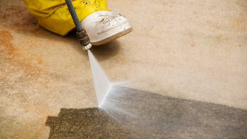 Power Washing vs Pressure Washing
