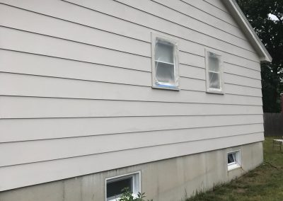 Exterior painting of house in Methuen Town MA - After